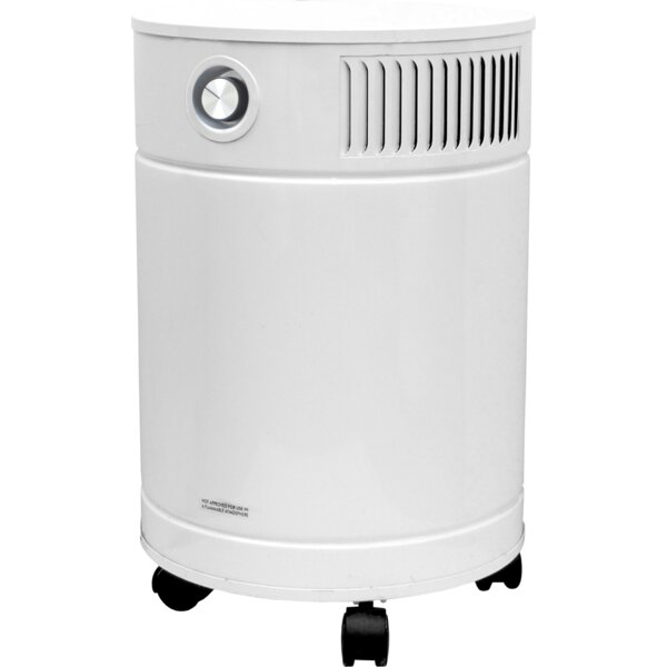 AirMedic Pro 6 HD Vocarb Room HEPA Air Purifier by Aller Air