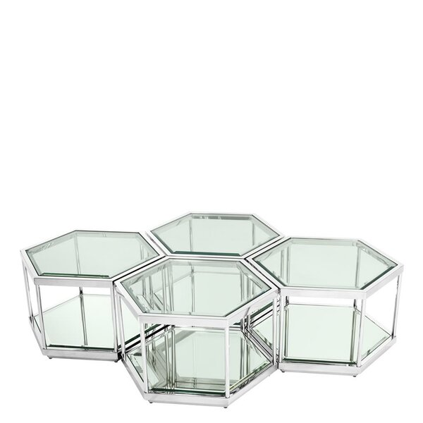 Sax Coffee Table (Set Of 4) By Eichholtz