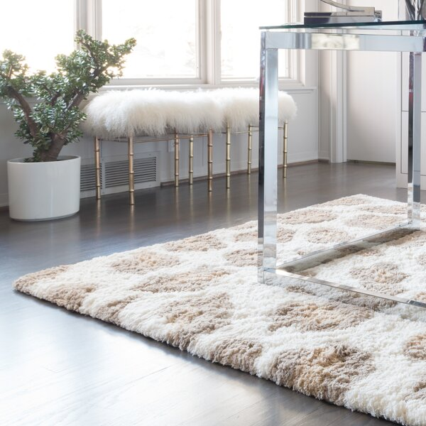 Change Your Spots Ivory Rug by Birch Lane Kids™