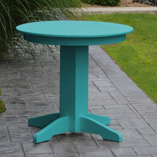 Bork Plastic/Resin Dining Table by Darby Home Co