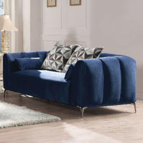 Valenzuela Upholstery Loveseat by Mercer41 Mercer41