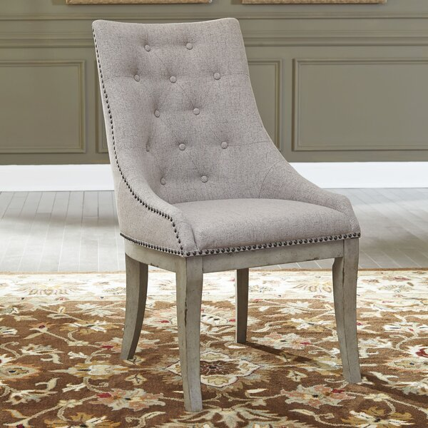 Horsforth Upholstered Dining Chair (Set Of 2) By Ophelia & Co.
