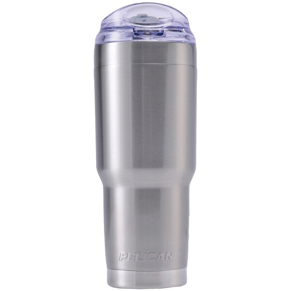Pelican 32 oz. Stainless Steel Travel Tumbler by Freeport Park