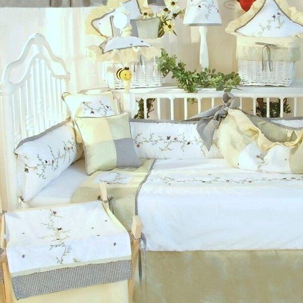 Check Price Ladybug 9 Piece Crib Bedding Set By Patch