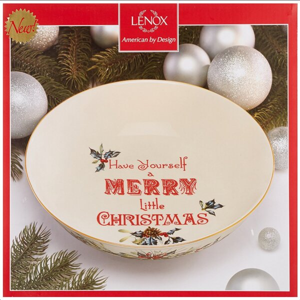 Everts Home for the Holidays Sentimental Serving B