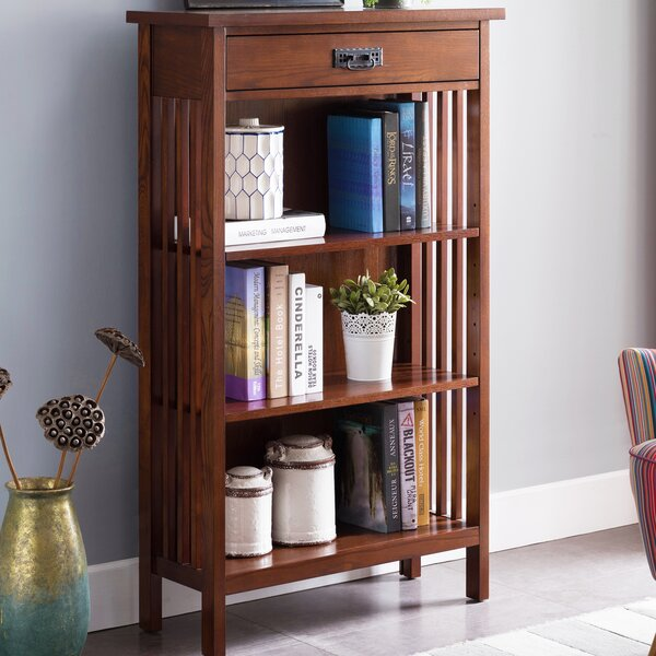 Beachley Standard Bookcase By Canora Grey