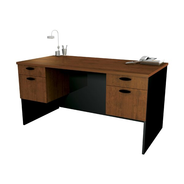Hampton Executive Desk by Bestar