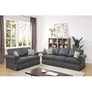 Ghadah 2 Piece Living Room Set by Red Barrel Studio®