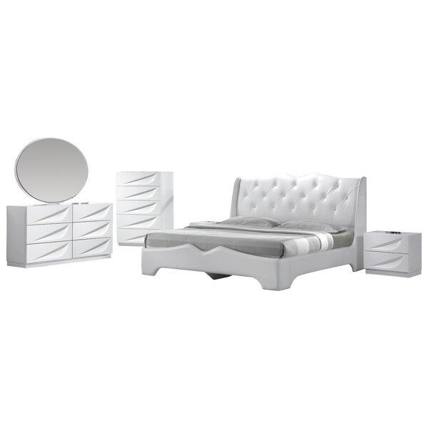 Kogan Platform 5 Piece Bedroom Set by Orren Ellis