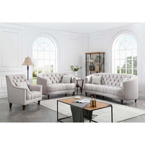 Jordynn Configurable Living Room Set by Darby Home Co