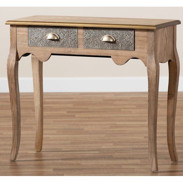 Ophelia & Co. Brown Console Tables