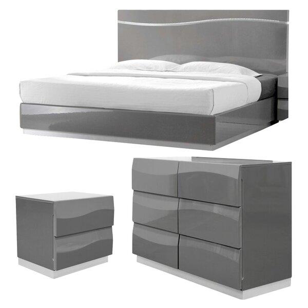 Moumoune Platform Configurable Bedroom Set by Orren Ellis