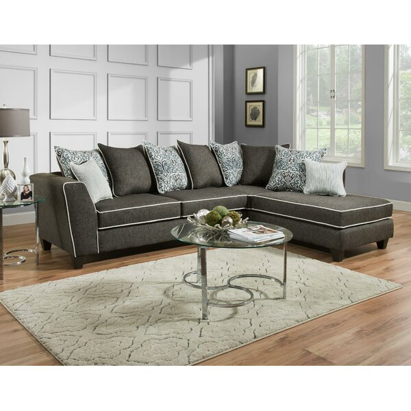Hearst Sectional by Red Barrel Studio