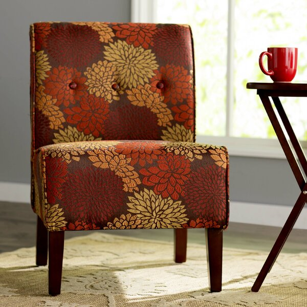 Bram Slipper Chair by Andover Mills