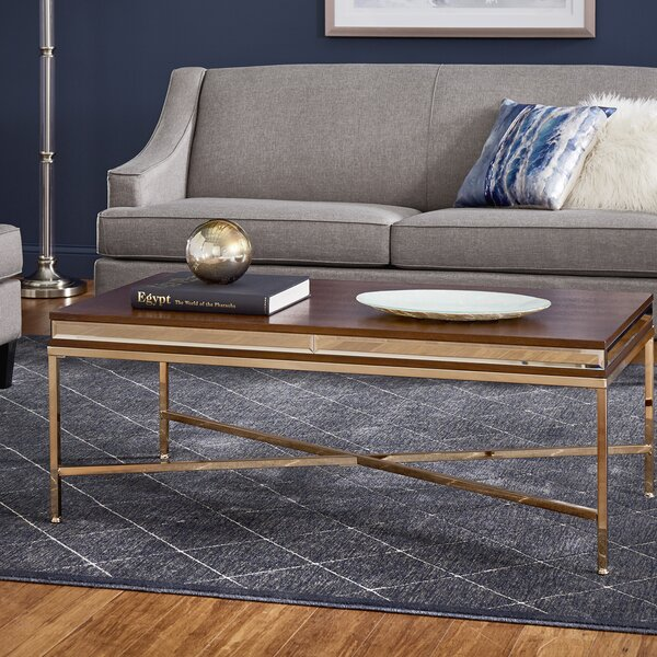 Lucien Coffee Table by Mercer41 Mercer41