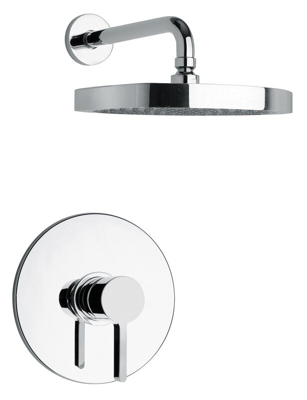 LaToscana Elix Shower Faucet with Valve & Reviews | Wayfair