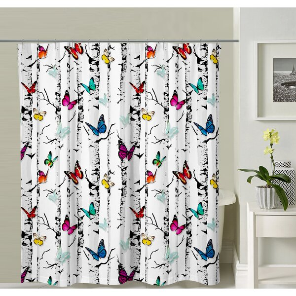 Borchers Shower Curtain by East Urban Home