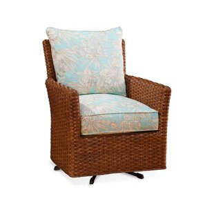 Lanai Breeze Swivel Armchair