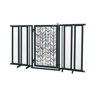 Inexpensive Chevron Trail Safety Gate By Fusion Gates
