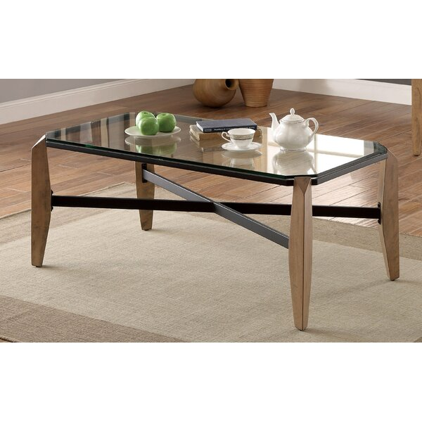 Kristofer Coffee Table by Millwood Pines