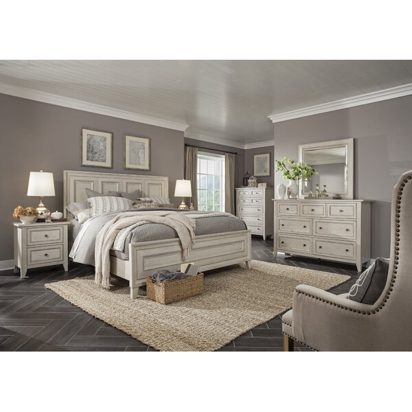 Stoughton Panel Configurable Bedroom Set by Rosecliff Heights