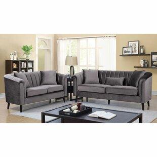 Salter Configurable Living Room Set by Rosdorf Park