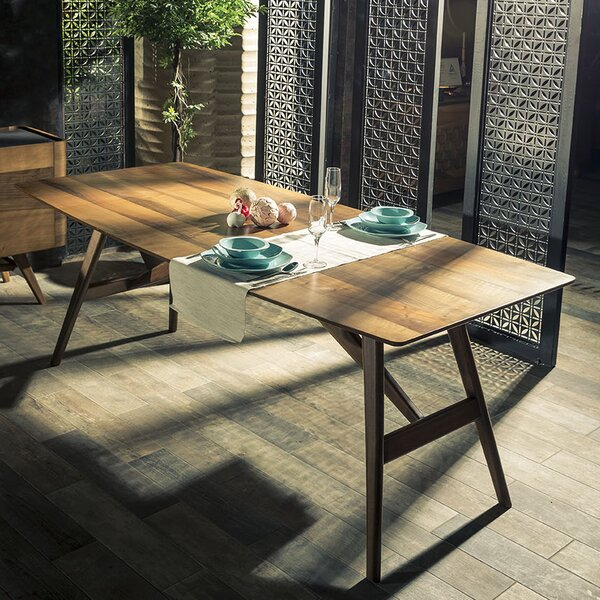 Shavon Dining Table by Union Rustic