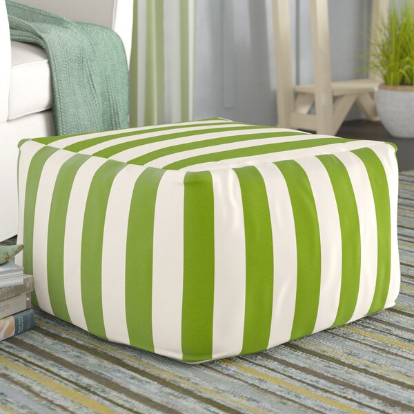 Merrill Pouf by Beachcrest Home