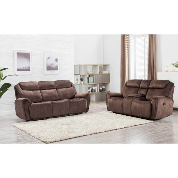 Oey 2 Piece Reclining Living Room Set By Red Barrel Studio