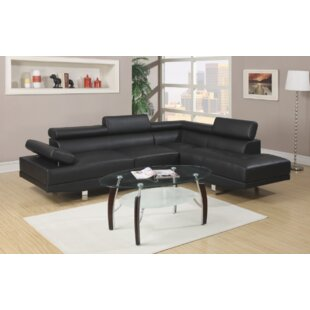 Heideman Sectional Orren Ellis