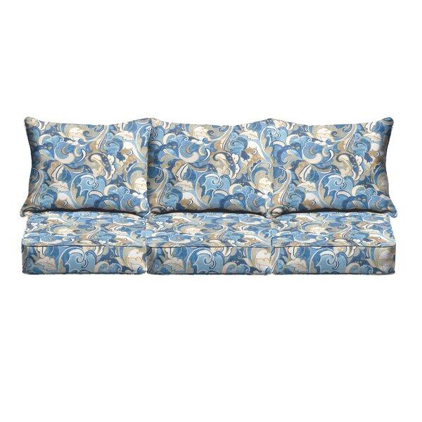 Indoor/Outdoor Sofa Cushion by Latitude Run