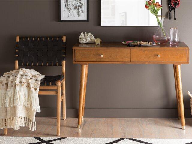 Modern Console + Sofa Tables | AllModern