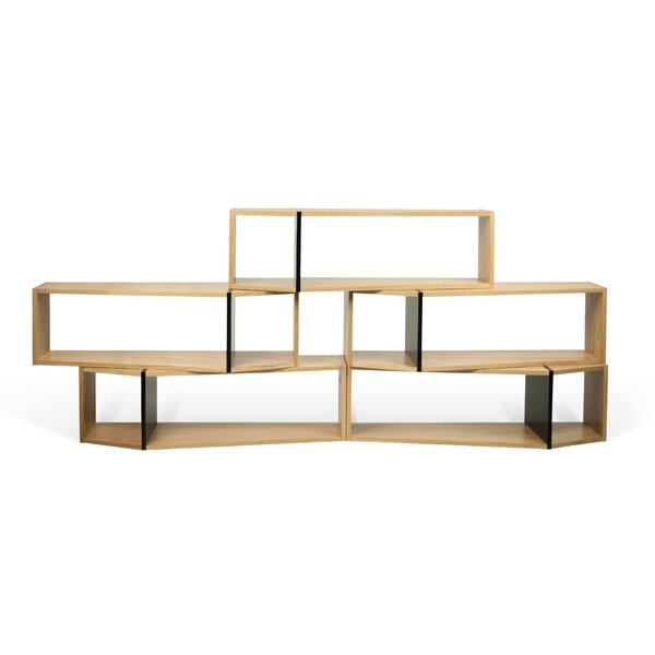 One Module Cube Unit Bookcase by Tema