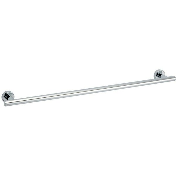 Sontag Wall Mounted Towel Bar by Orren Ellis
