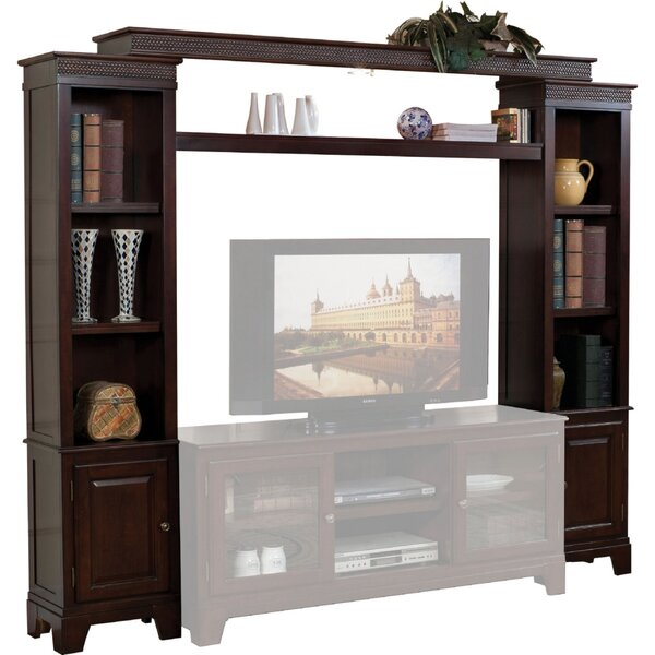 Parris Grand Entertainment Center by Winston Porter