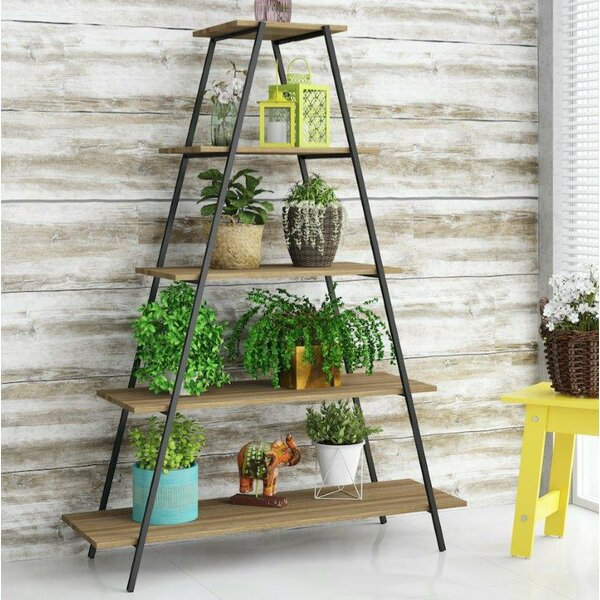 Blaire Pyramid Standard Bookcase by Ivy Bronx
