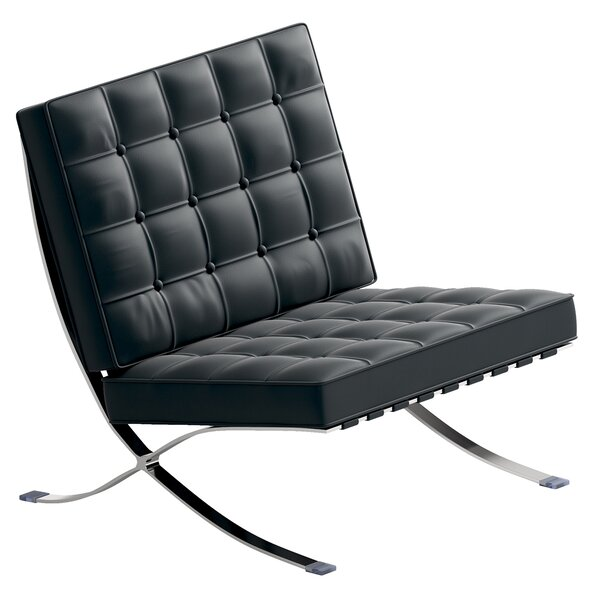 Outdoor Furniture Fahad Genuine Leather 30.3