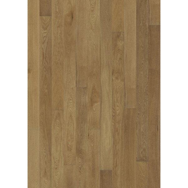 Canvas 5 Engineered Oak Hardwood Flooring in Suede by Kahrs