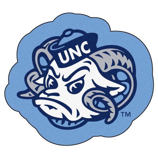 NCAA University of North Carolina - Chapel Hill Mascot Mat by FANMATS