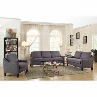 Mared Bulkea Standard Configurable Living Room Set by Red Barrel Studio®