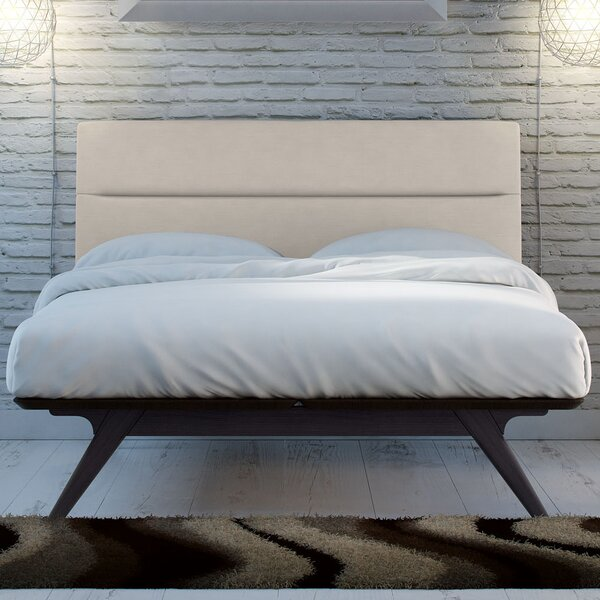 Nashua Upholstered Platform Bed by Corrigan Studio