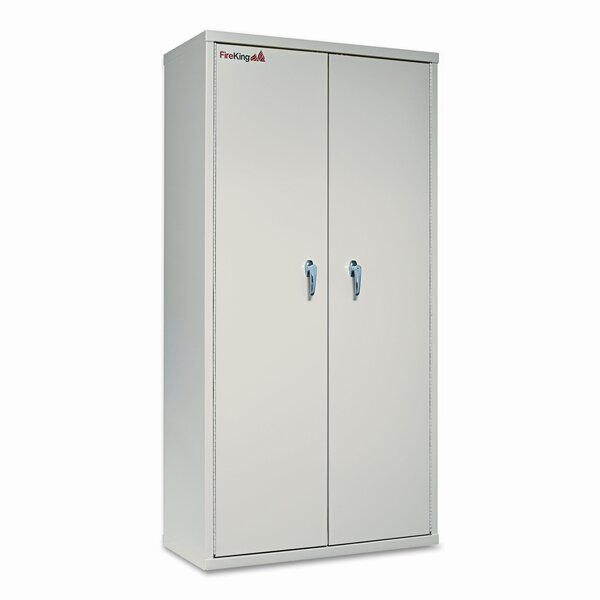 2 Door Storage Cabinet by FireKing