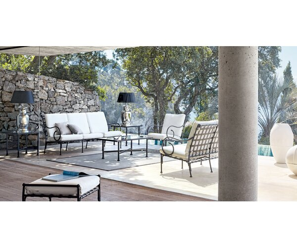Aikens Deep Seating Group with Cushions