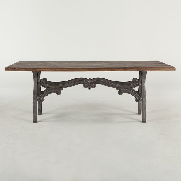 Hacker Dining Table by Williston Forge