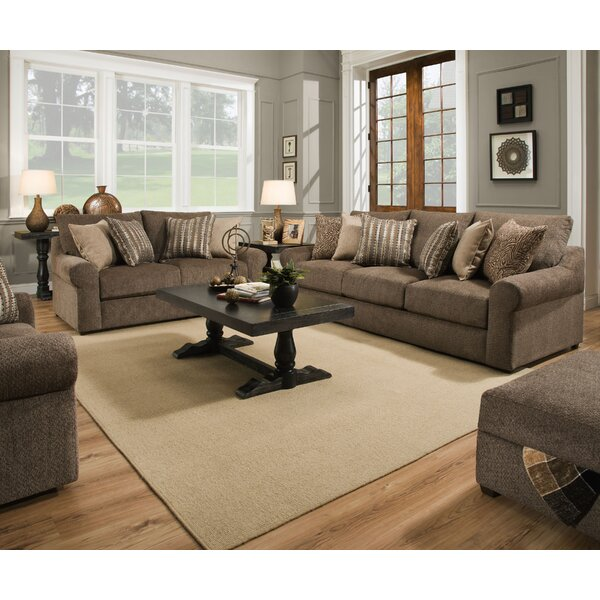 Serrano Configurable Living Room Set by Fleur De Lis Living