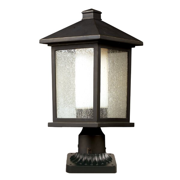 Olive Outdoor 1-Light Lantern Heads by Andover Mills