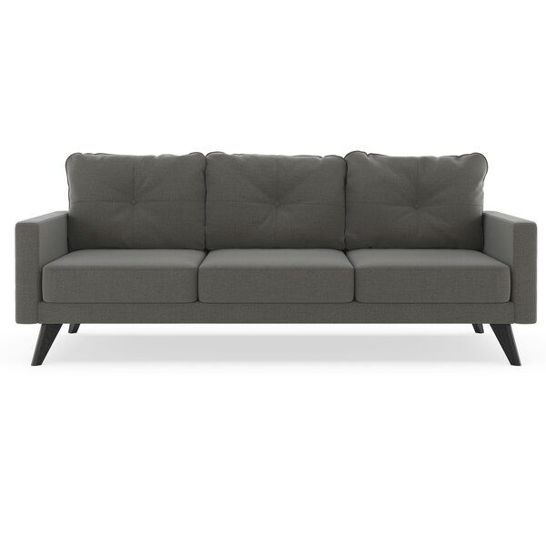 Coyer Oxford Weave Sofa By Corrigan Studio