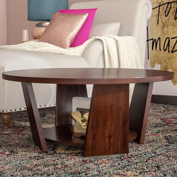 Shandra Coffee Table by Langley Street