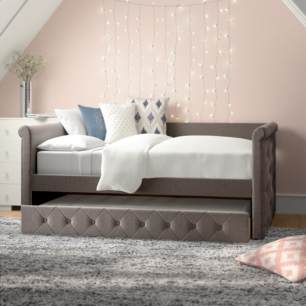 Beacon Daybed with Trundle by Latitude Run