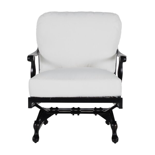 Provance Spring Patio Chair with Cushions by Summer Classics